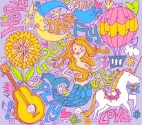 Be Happy Pattern