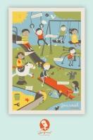 Playground Journal Design